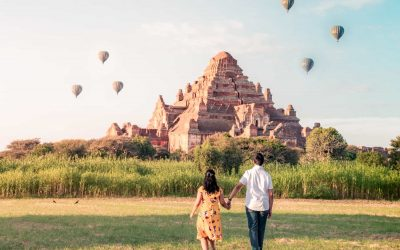 A Guide To Visit Bagan, Myanmar