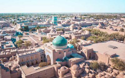 Exploring Timeless Khiva, Uzbekistan