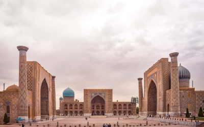 The Best Things To Do In Samarkand