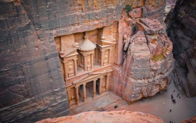 What Is Hidden In Petra, Jordan?