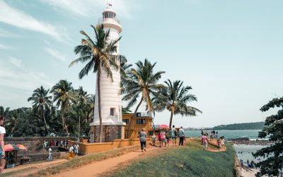 Galle, Sri Lanka And Its Historic Fort
