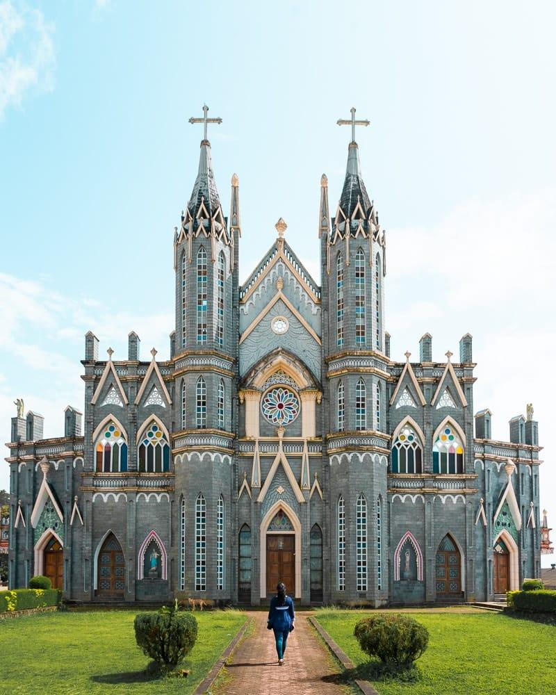 Attur Saint Lawrence Church Karkala Karnataka