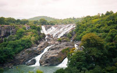 A Day Trip To Shivanasamudra Falls, Karnataka