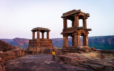 Exploring The Badami Cave Temples